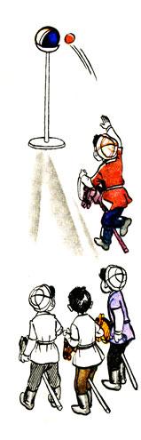 Конно-спортивная игра (Кабахи)