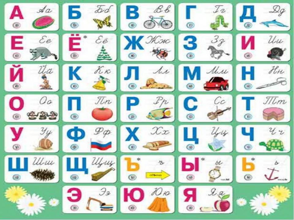 даргинский алфавит с картинками очищает пару