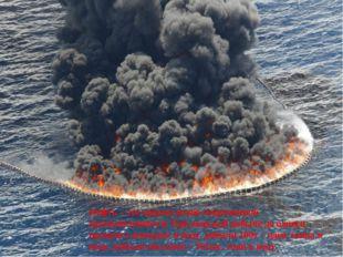 Нефть – это одна из основ современной промышленности. При морской добыче до
