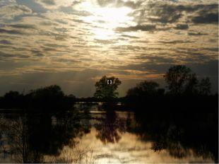 Und hier noch einen schönen Sonnenuntergang