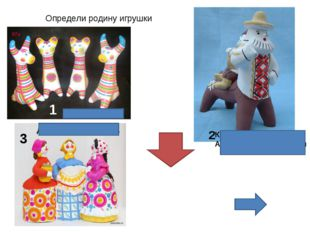 Определи родину игрушки 1 д.Филимоново 2 Каргопольский район Архангельской об