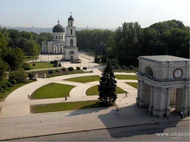 Столица Кишенёв