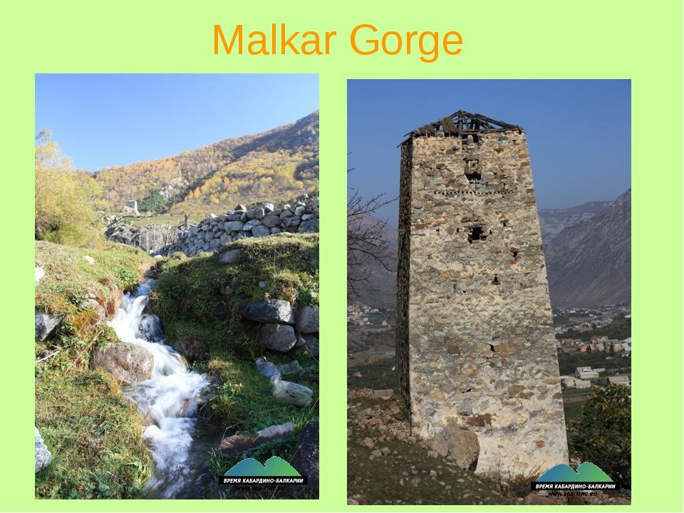 Malkar Gorge