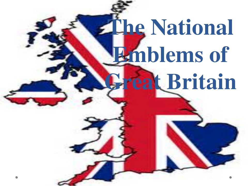 The National Emblems of Great Britain