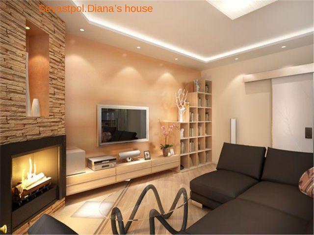 Sevastpol.Diana's house
