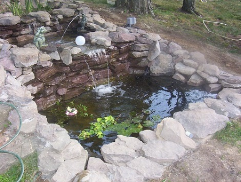 Pond Pond Construction Usda PDF Library
