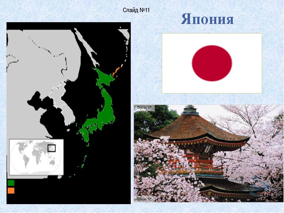 Япония Слайд №11