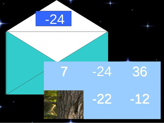 0.5*3.4:2 -36 + 12 -24 7 -24 36 -22 -12 7 36 -22 -12