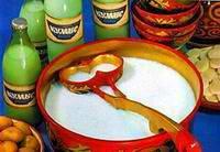 Kazakhstan food - Kumiss