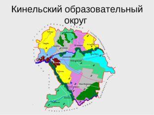 Кинельский образовательный округ