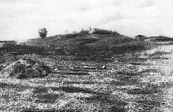 Место гибели Андрухаева
