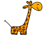 загадка про жирафа в контакте