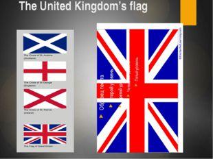 The United Kingdom's flag