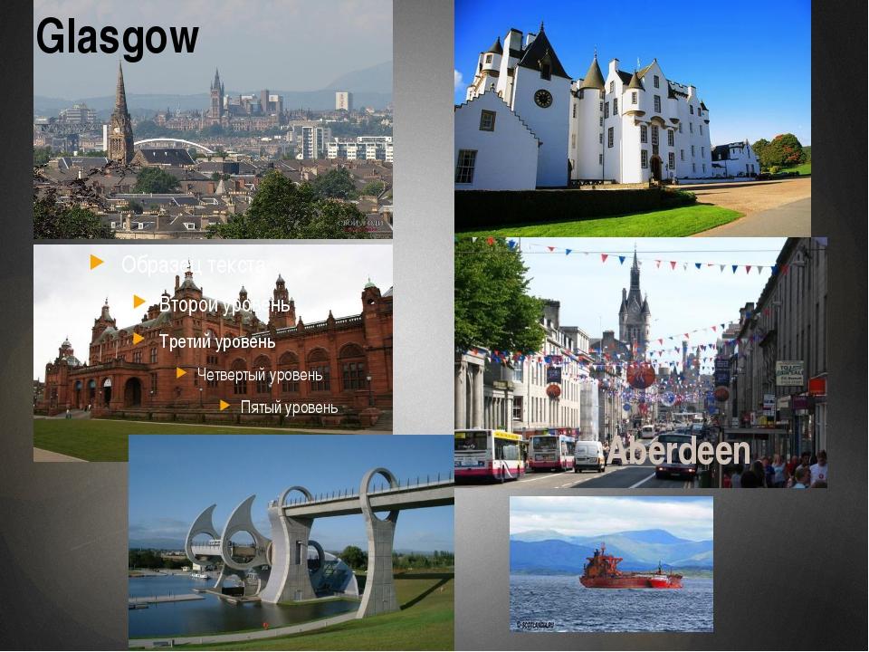 Glasgow Aberdeen