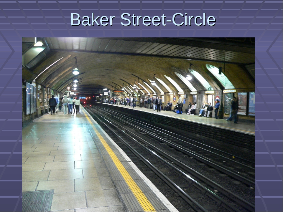 Baker Street-Circle