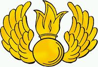 Малая эмблема ВДВ