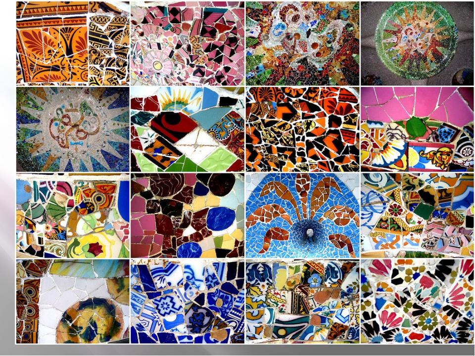Схема для мозаики из плитки своими руками
