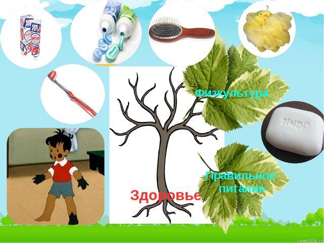 Здоровье Физкультура Правильное питание