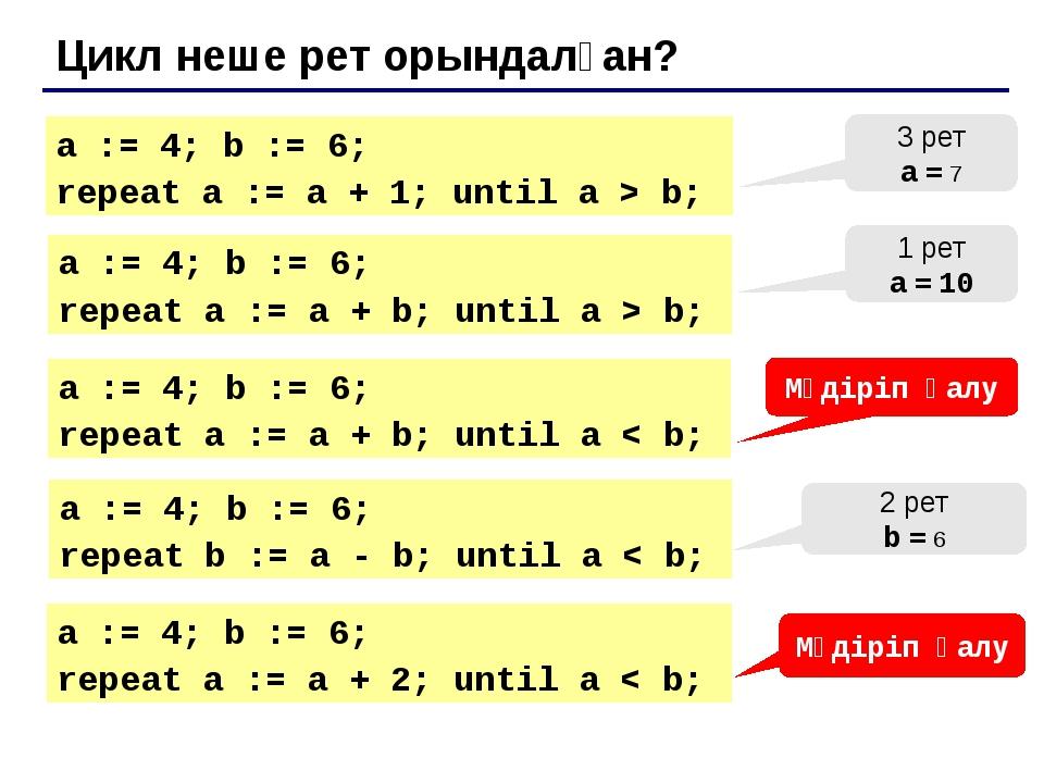 Программа program qq; var M, D: integer; begin writeln('Айдың нөмірін енгіз:...