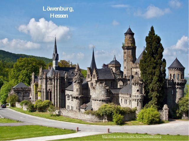 Löwenburg, Hessen http://regiowiki.hna.de/L%C3%B6wenburg