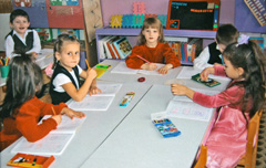 Интеллектуальное развитие дошкольников