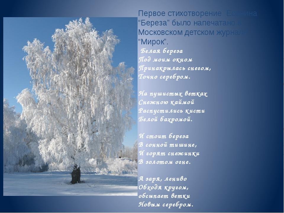 Текст белый стих