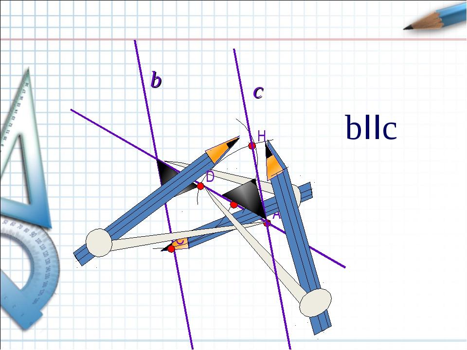 b bIIc c