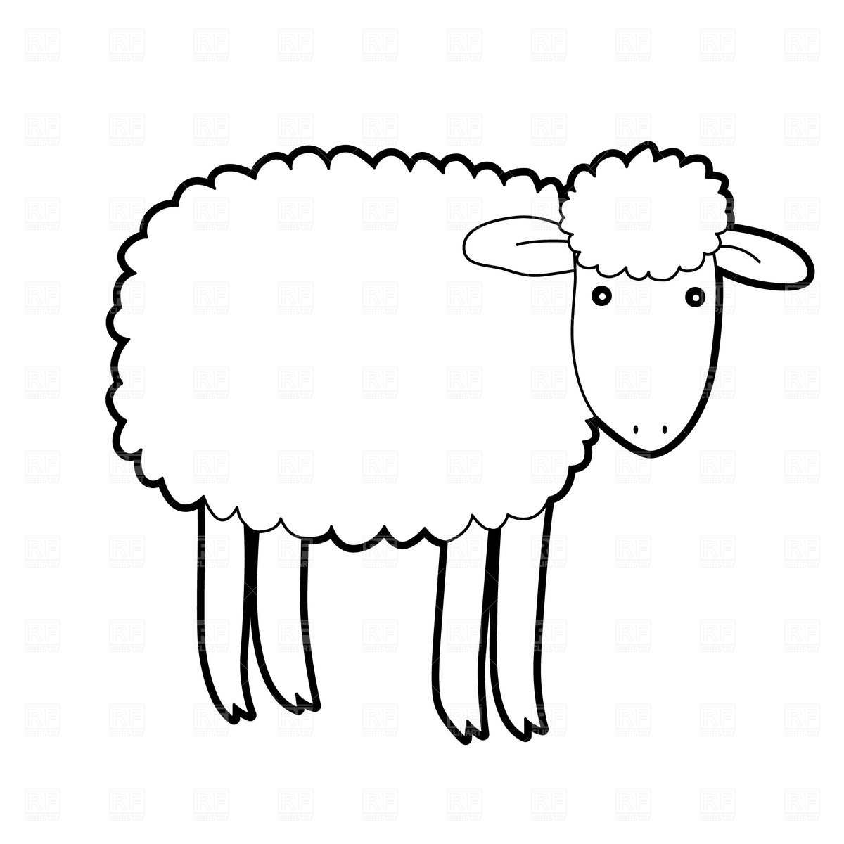 http://images.clipartpanda.com/lamb-clipart-black-and-white-lamb-clipart-cartoon-sheep-Download-Royalty-free-Vector-File-EPS-3294.jpg