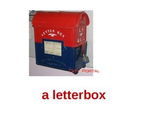 a letterbox