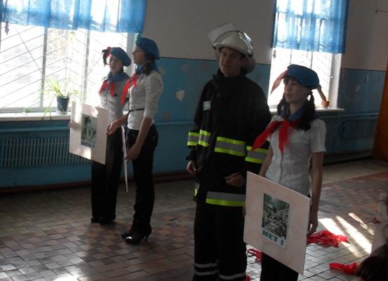 Сценарий КВН фестиваля дружин юных спасателей