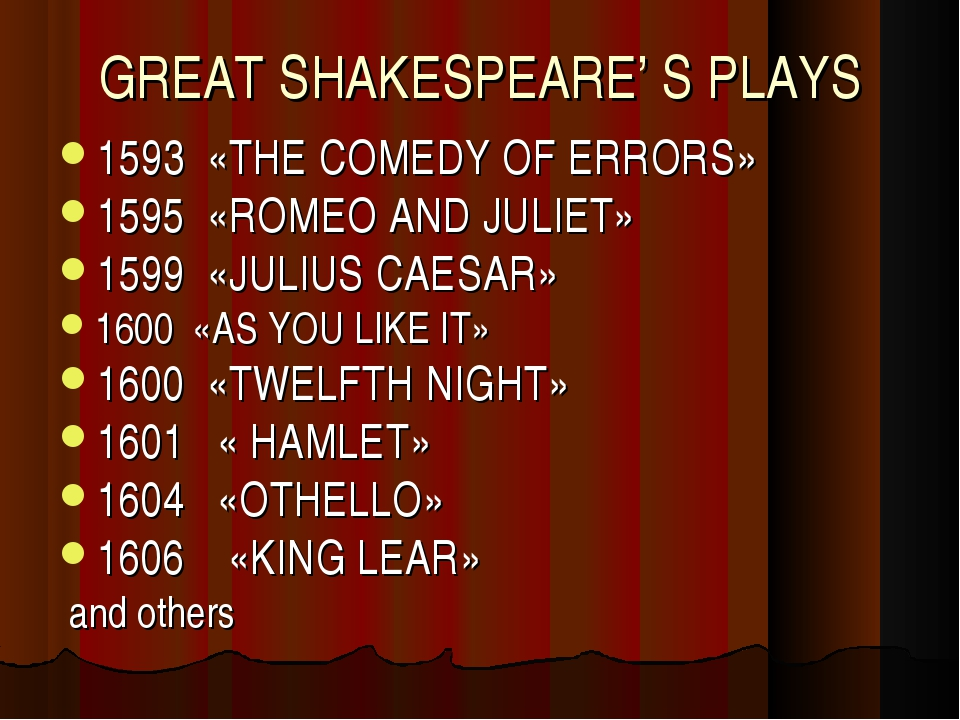 the important part lago plays in william shakespeares play othello Evil iago plants doubt in othello's mind about desdemona, and audiences are spellbound stars anthony hopkins, bob hoskins as iago this is a william shakespeare tragedy with the characters iago and desdemona.