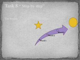 "Task 8 "" Step by step"" The BritishUkrainian"