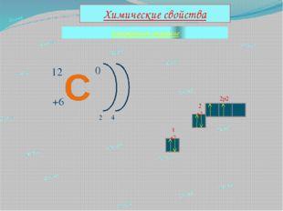Химия Электронное строение Химические свойства Химия Химия Химия Химия Химия
