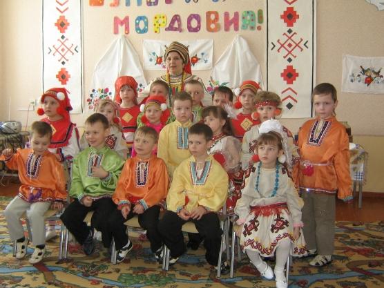 Праздник «Шумбрат, Мордовия! », посвященный 1000-летию единения мордовского народа с народами Российского государства