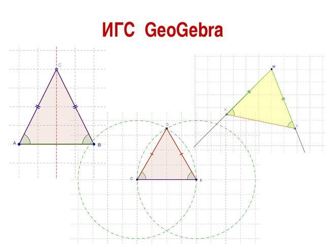 ИГС GeoGebra
