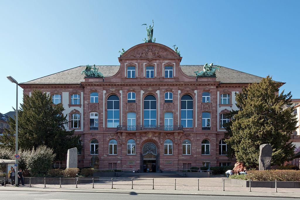 Frankfurt Am Main-Senckenberg Naturmuseum von Osten-20120325.jpg