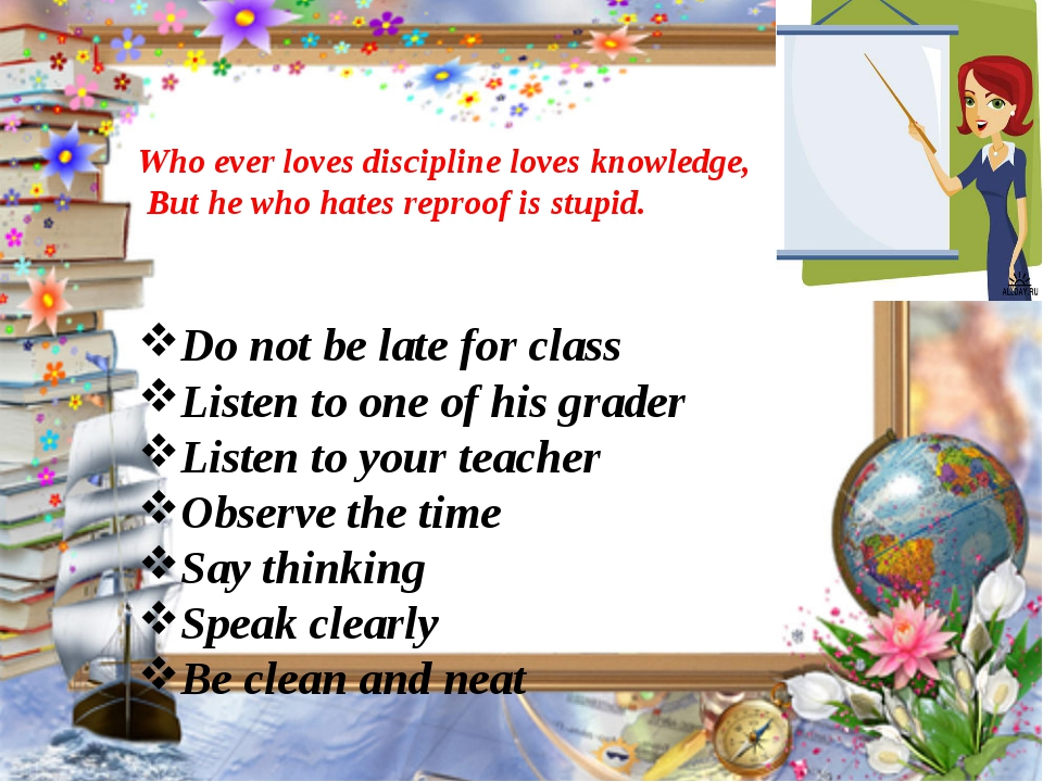 Who ever loves discipline loves knowledge, But he who hates reproof is stupi...