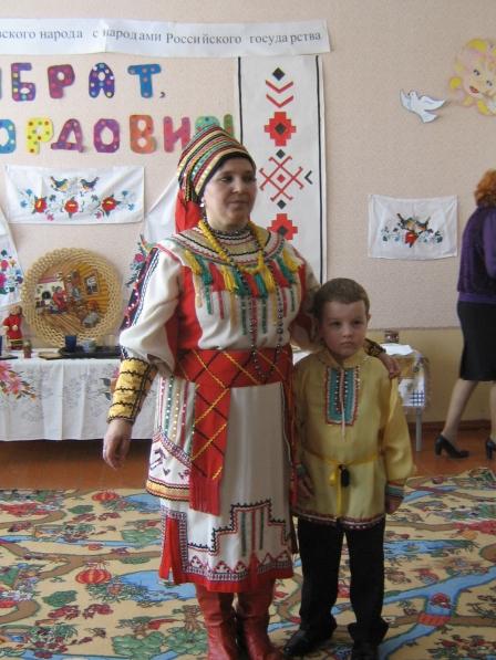 Фотоотчет о проведении праздника «Шумбрат, Мордовия! »