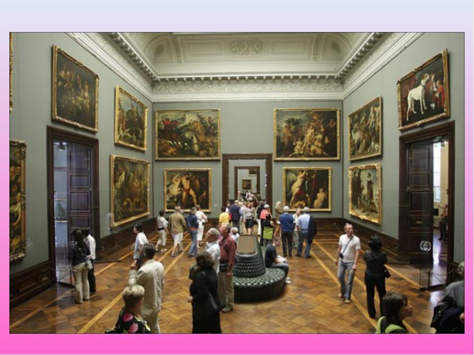 Презентация По Теме Дрезденская Картинная Галерея
