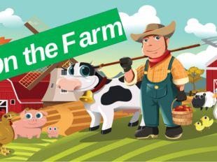 On the Farm By Nooshin ShahMansoori