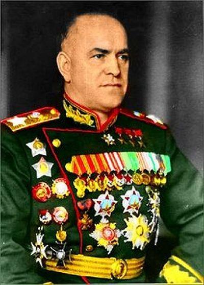 Маршал Жуков 2
