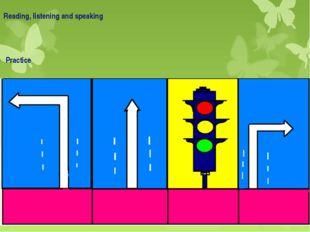 Reading, listening and speaking  Practice Listen and repeat. Ex: 1, p.136 Tu
