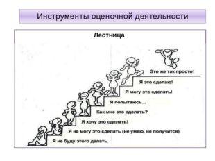 Инструменты оценочной деятельности Лестница 160 слов / мин Диана Ж. 140 слов