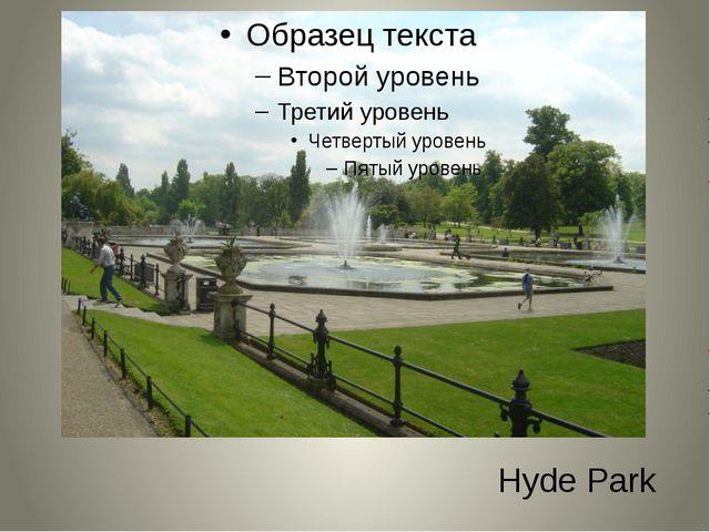 Hyde Park