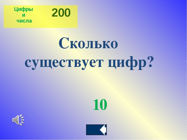 Как называется число, делящееся без остатка на 2? чётное Цифры и числа 300