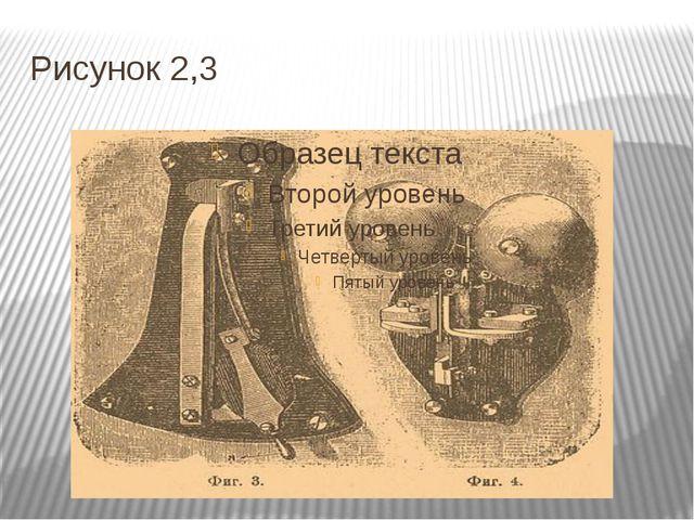 Рисунок 2,3