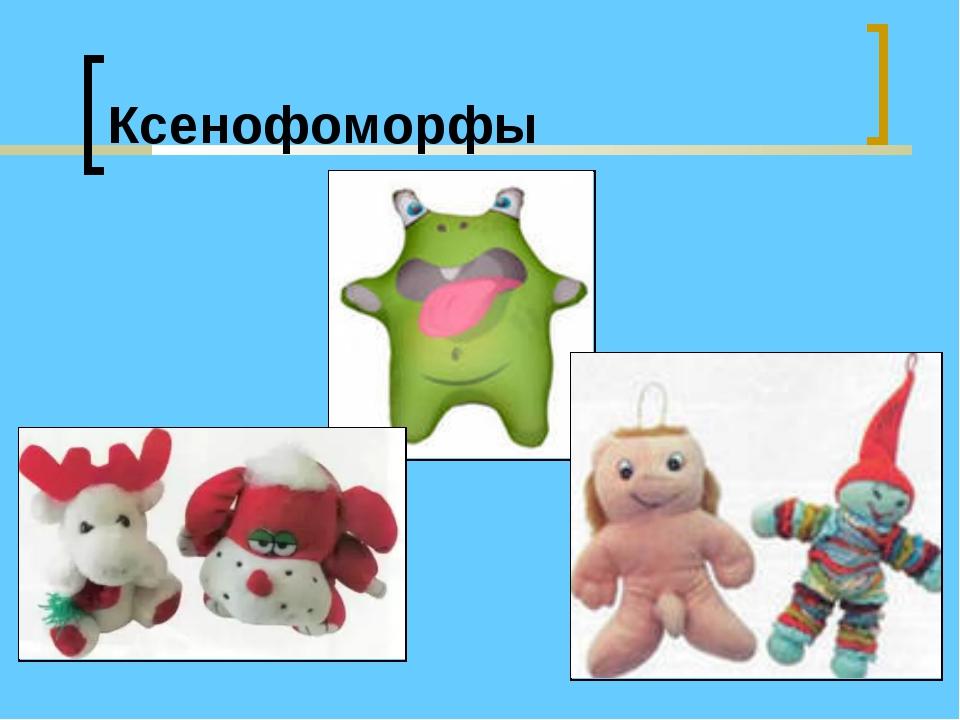Ксенофоморфы