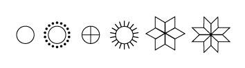 Знак Солнца. Значение символов на писанке