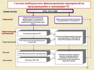 * МЧС РОССИИ Правительственная комиссия по предупреждению и ликвидации ЧС. Ве