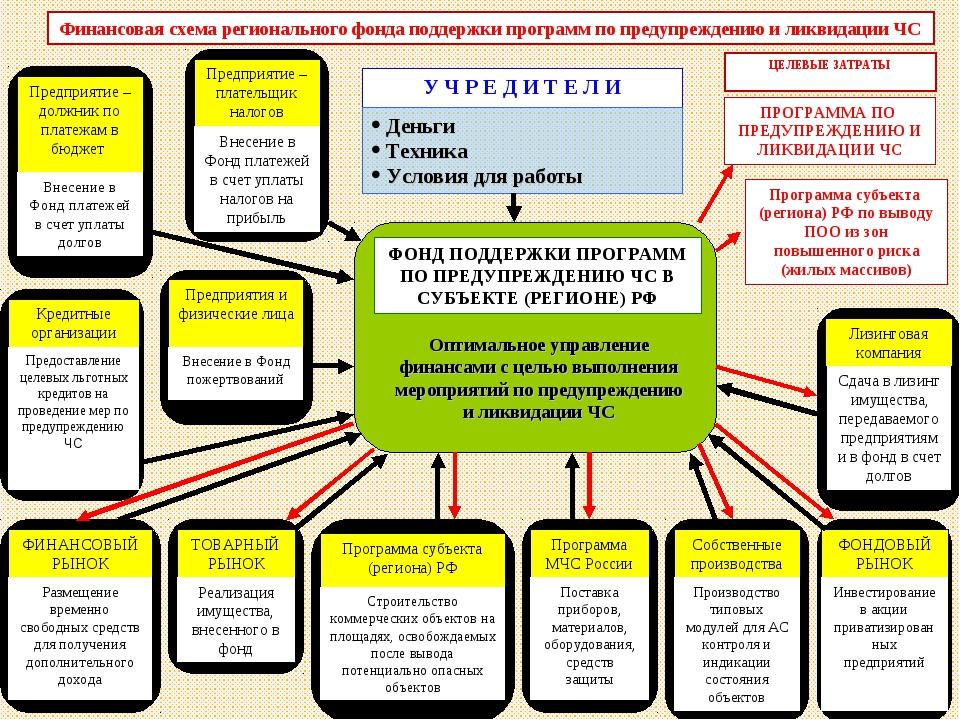 * Программа субъекта (региона) РФ по выводу ПОО из зон повышенного риска (жил...